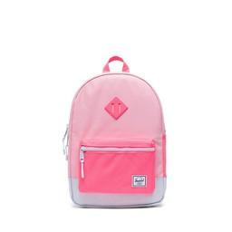 Herschel Herschel - Heritage Youth Backpack, Neon Pink Blue Pastel