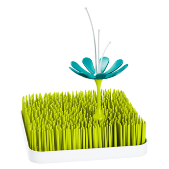 Boon Boon - Stem Grass and Lawn Drying Rack Accessory, Blue