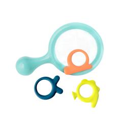 Boon Boon - Jouets pour le Bain Water Bugs avec Filet, Bleu Sarcelle