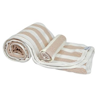 House of Jude House of Jude - Baby Towel and Washcloth Set, Fawn