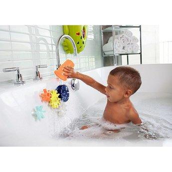 Boon Boon - Cogs Bath Toy, Navy Multi