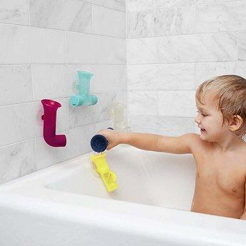 Boon Boon - Pipes Building Bath Toy, Multicolour