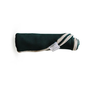 Snuggle Me Organic Snuggle Me Organic - Cover for Sensory Lounger, Fin & Vince Collaboration, Emerald