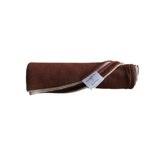 Snuggle Me Organic Snuggle Me Organic - Cover for Sensory Lounger, Fin & Vince Collaboration, Spice