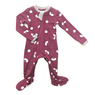 Zippy Jamz Zippy Jamz - Footie Pyjama,  Berries