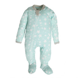Zippy Jamz Zippy Jamz - Footie Pyjama, Stars
