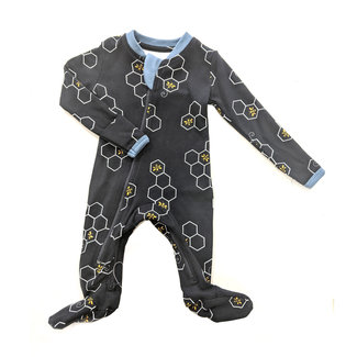 Zippy Jamz Zippy Jamz - Footie Pyjama,  Honey