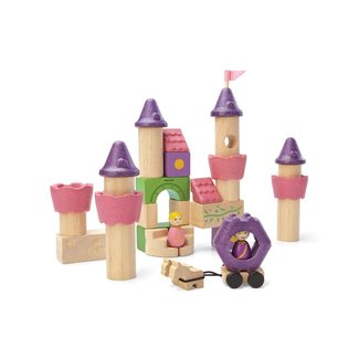 Plan toys Plan Toys - Ensemble de Construction Conte de Fées