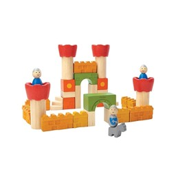 Plan toys Plan Toys - Castle Blocks