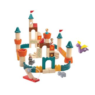 Plan toys Plan Toys - Ensemble de Construction Fantaisie