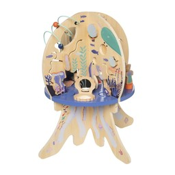 Manhattan Toy Manhattan Toy - Wooden Activity Table, Deep Sea Adventure