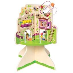Manhattan Toy Manhattan Toy - Table d'Activités en Bois, Aventures Dans les Arbres
