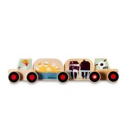 Lilliputiens Lilliputiens - Ensemble de Construction Tracteur