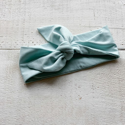 Mini Bretzel Mini Bretzel - Premium Bandana, Light Blue