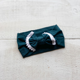 Mini Bretzel Mini Bretzel - Margaret Headband, Royal Blue
