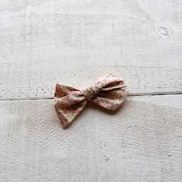 Mini Bretzel Mini Bretzel - Bandeau Boucle, Fleurs