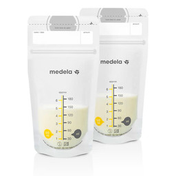Medela Medela - Pack of 25 Breast Milk Storage Bags