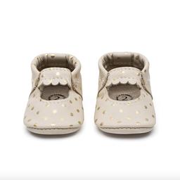 Minimoc Heyfolks - Mini Jane Soft Soles Shoes, Confetti