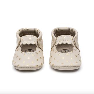 Heyfolks Heyfolks - Mini Jane Soft Soles Shoes, Confetti