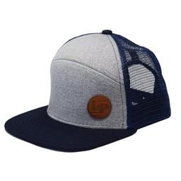 L&P L&P - Orleans Cap, Navy Grey