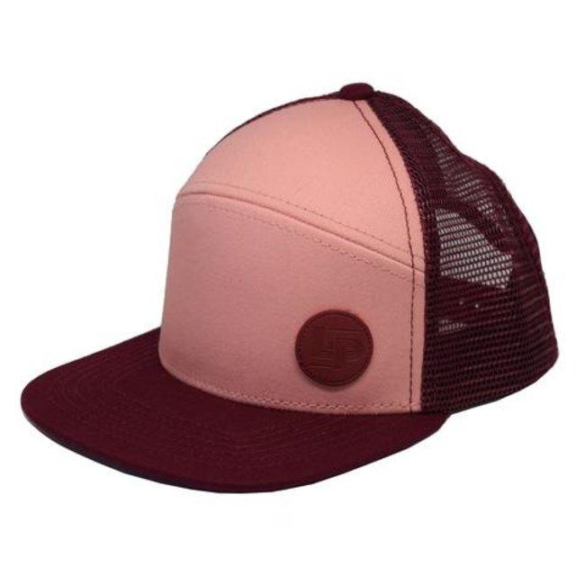 L&P L&P - Orleans Cap, Pink Raspberry