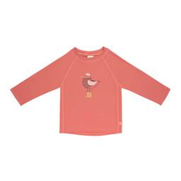 Lässig Lässig - Long Sleeved Swim Sweater, Coral Seagull
