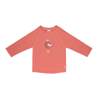 Lässig Lässig - Long Sleeved Swim Sweater, Coral Seagull
