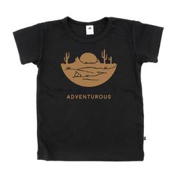 Little & Lively Little & Lively - T-Shirt, Adventurous Black