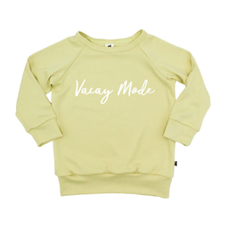 Little & Lively Little & Lively - Pullover, Vacay Mode Pineapple