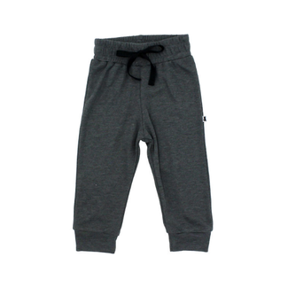 Little & Lively Little & Lively - Drawstring Joggers, Charcoal