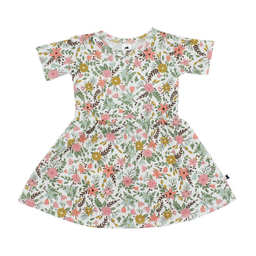 Little & Lively Little & Lively - Daphne Dress, Picnic Floral