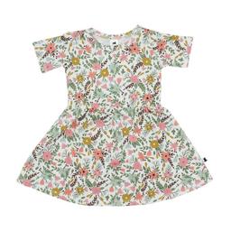 Little & Lively Little & Lively - Robe Daphne, Pique-nique Floral