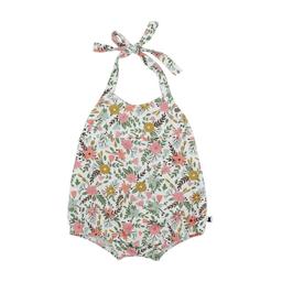 Little & Lively Little & Lively - Romper, Picnic Floral