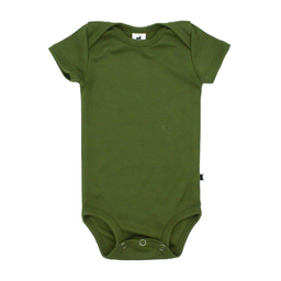 Little & Lively Little & Lively - Onesie, Green Cactus