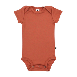 Little & Lively Little & Lively - Onesie, Papaya