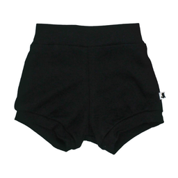 Little & Lively Little & Lively - High-Waisted Shorties, Black