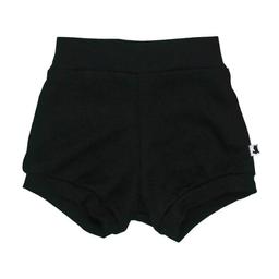 Little & Lively Little & Lively - Shorts Taille Haute, Noir