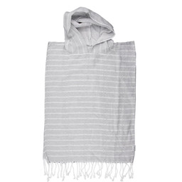 House of Jude House of Jude - Poncho pour Enfant, Pierre