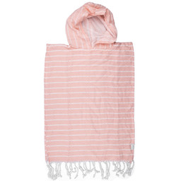 House of Jude House of Jude - Child Poncho, Blush