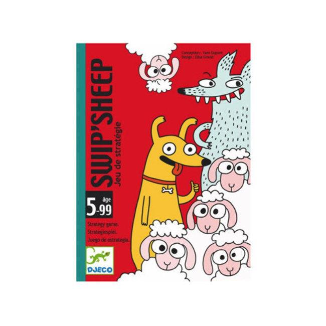 Djeco Djeco - Game of Strategy, Swip'Sheep