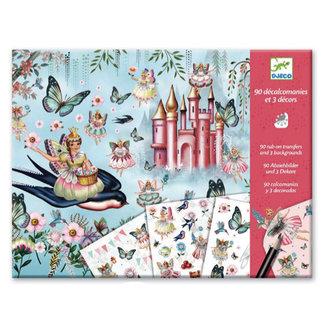 Djeco Djeco - Decals, In Fairyland
