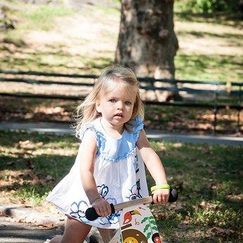 Kinderfeets Kinderfeets - Vélo d'Équilibre Tiny Tot 2-en-1, Maiki