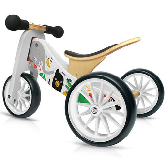 Kinderfeets Kinderfeets - Tiny Tot Balance Bike 2-in-1, Maiki