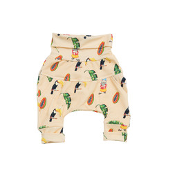 Little Yogi Little Yogi - Grow With Me Pants, Toucana