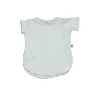 Little Yogi Little Yogi - T-Shirt, Mint