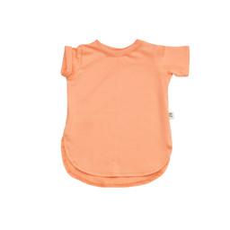 Little Yogi Little Yogi - T-Shirt, Cantaloupe