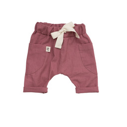 Little Yogi Little Yogi - Desert Pants, Dusty Rose