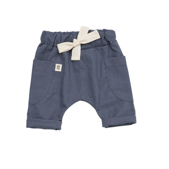 Little Yogi Little Yogi - Desert Pants, Stone