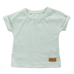 Bajoue Bajoue - T-shirt en Coton, Pistache