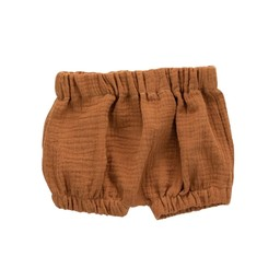 Bajoue Bajoue - Cotton Shorts, Hazelnut